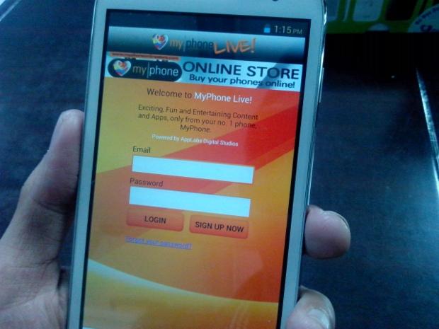 myphone-live-app