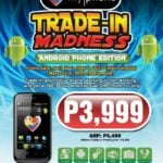 MyPhone A818 Duo Specs, Price Available at Trade-in Madness Promo for only P3999!
