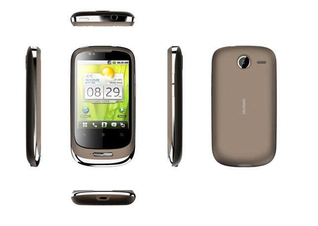 Huawei U8180 IDEOS