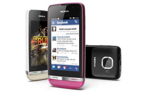 Nokia Asha 311 Philippines