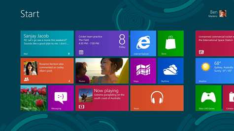 System Requirements Windows 8 release preview