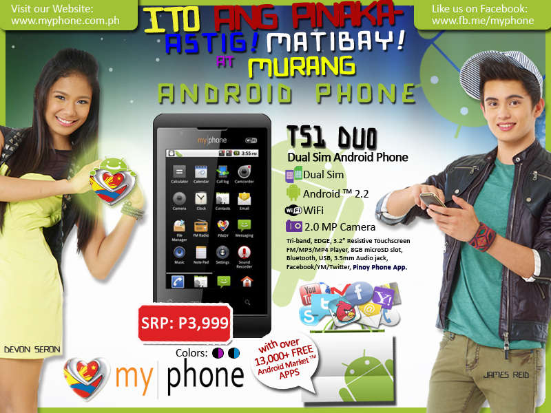 for myphone ts1 duo
