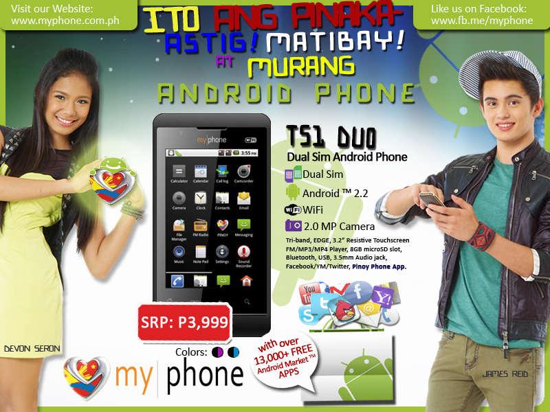 myphone ts1 duo
