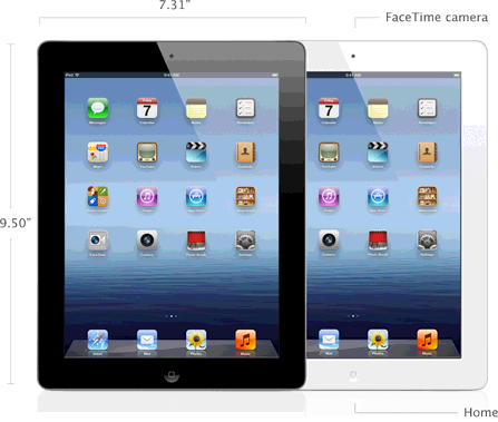 Apple Releases New iPhone 4S and iPad 3 Video Ads