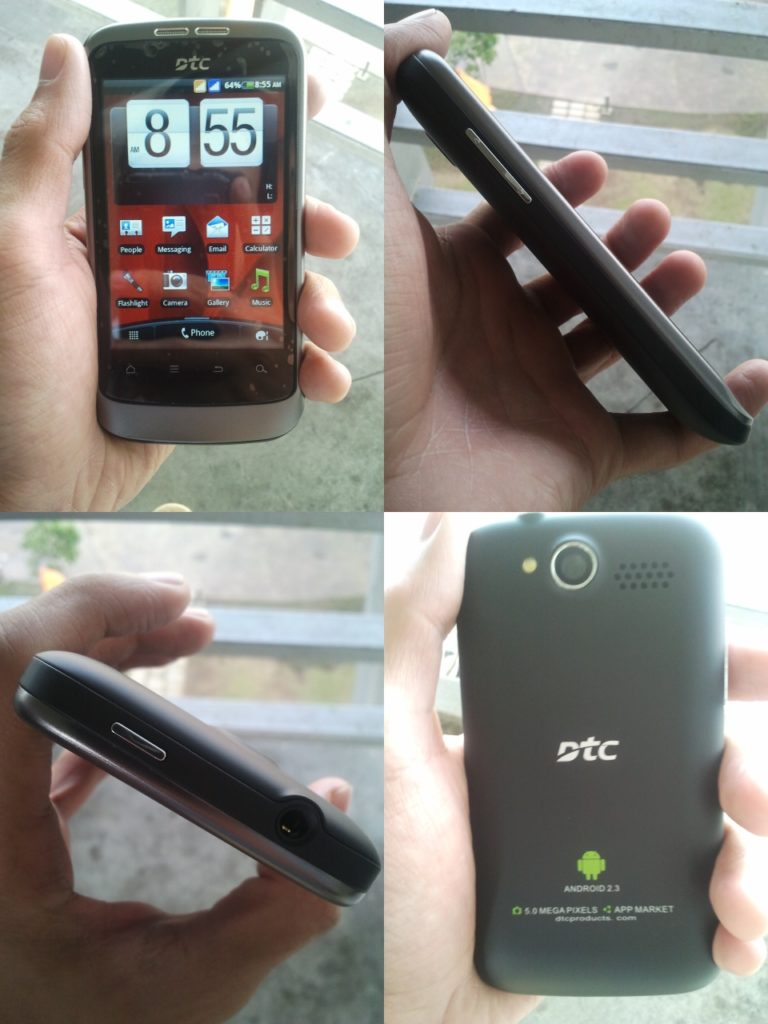 DTC Mobile Android GT3