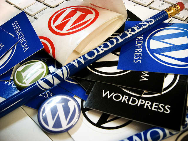 wordpress.com or wordpress.org
