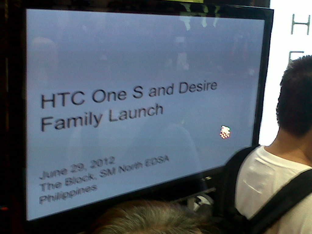 HTC One S and Desire Family Launch