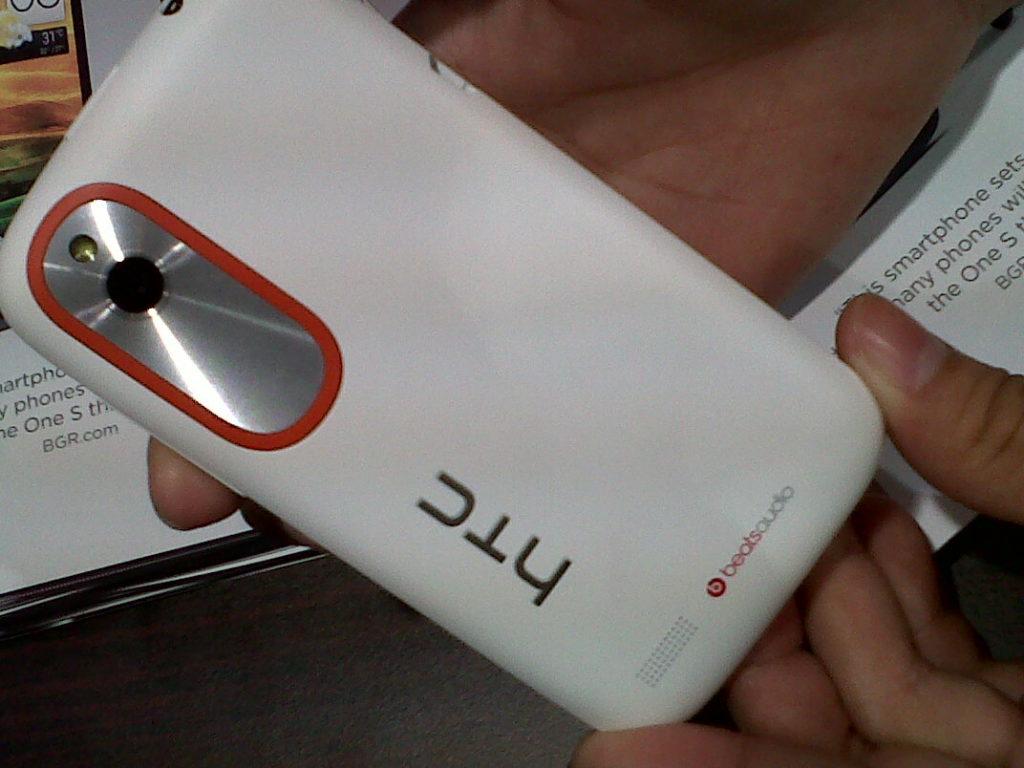 HTC Desire V Philippines