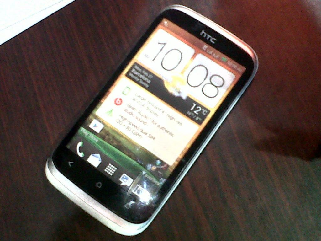 HTC Desire V Image NoypiGeeks