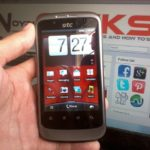 DTC GT3 Astroid Android Phone Review