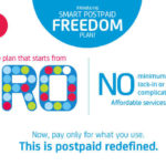 Smart Freedom Plan: A New Zero Budget Postpaid Plan for All