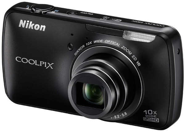 Nikon-Coolpix-S800c-Android-Camera