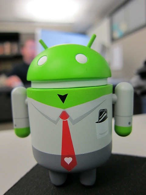 rooting-cute-android