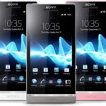 Sony Xperia SL Now Official, Coming Soon