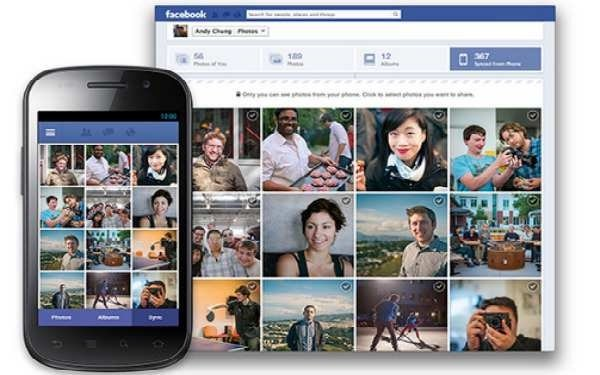Facebook will soon roll out Photo Syncing on Android Phones | NoypiGeeks