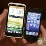 iPhone 5 vs Samsung Galaxy SIII, Samsung Galaxy Note, and HTC One X [VIDEOS]