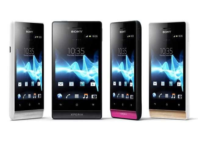 sony android phones price list philippines 2012