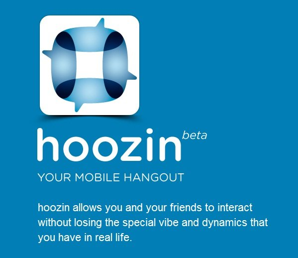 Hoozin-android-iphone-app