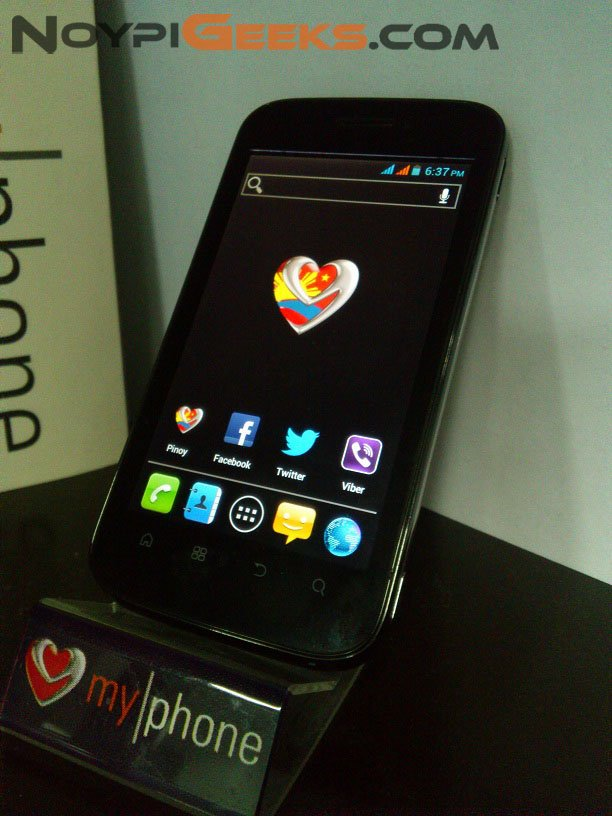 Myphone A898 Duo Overview Specs Price