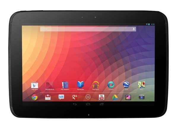 Google Announces Full Specs of LG Nexus 4, Nexus 10, Nexus 7 3G