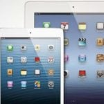 iPad 4 and iPad Mini Specs Comparison