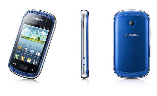 Samsung Galaxy Music Now Official, 3-inch Screen Display, 512MB RAM and ICS