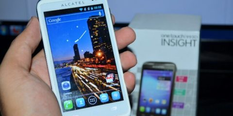 Alcatel Insight 993D Review