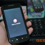 Cherry Mobile W300 – 4-inch Capacitive Display, 1GHz Processor, 256MB RAM for only Php2,999