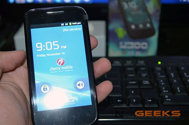 Cherry-Mobile-W300-Review