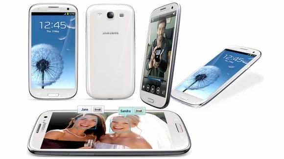 Galaxy S4 to show up with a Full HD Super AMOLED Display on CES?