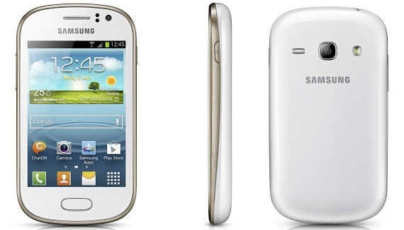 Samsung Galaxy Fame and Galaxy Young Unveiled, Jelly Bean for all