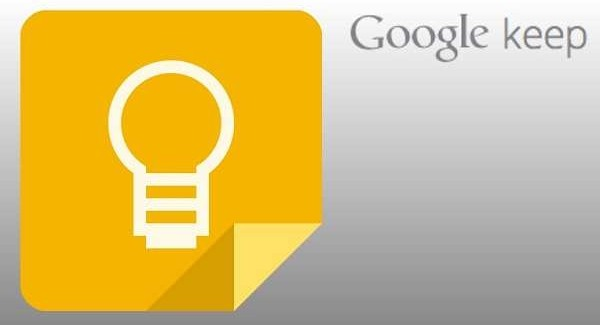 Google Keep Note-taking Service Launched