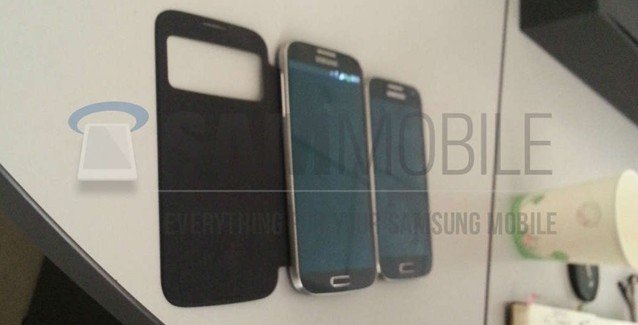 Galaxy S4 Mini Spotted, Smaller S4 Coming Soon?