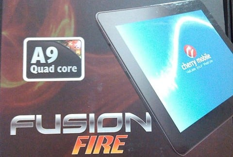 Cherry Mobile Fusion Fire: Budget 10.1 Inch Quad Core Tablet