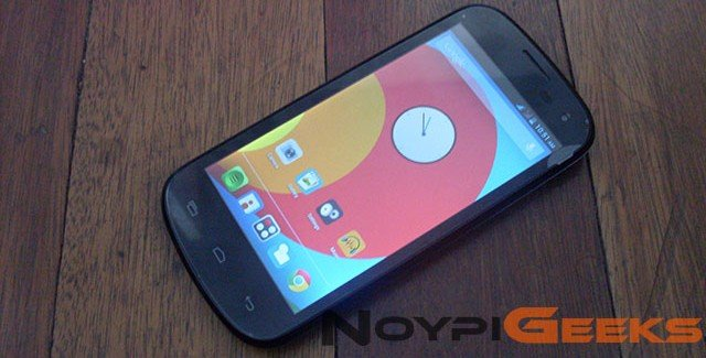 O+ 8.6 Unboxing and First Impressions: 4.5-inch qHD, Dual-core CPU, 1GB RAM for Php7,995