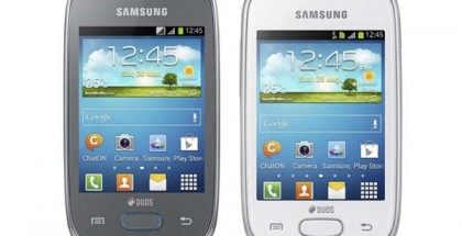 Samsung Galaxy Star and Samsung Galaxy Pocket Neo