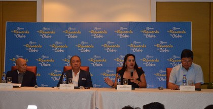 Globe Rewards Press Briefing