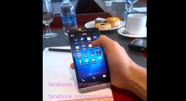 Blackberry-A10-Video