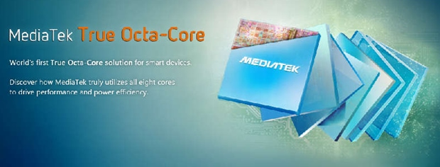 Mediatek-Octa-core