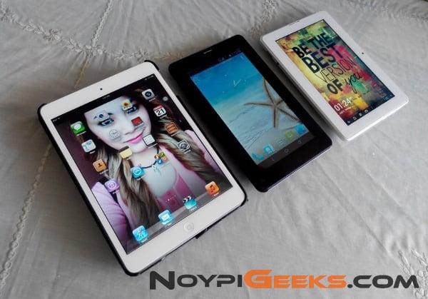 SKK Mobile Phoenix with iPad Mini