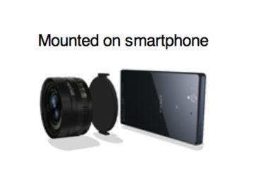 Sony Xperia Lens Camera for Smartphones