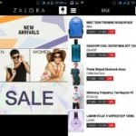 Shop on the go with Zalora app for Android and iOS