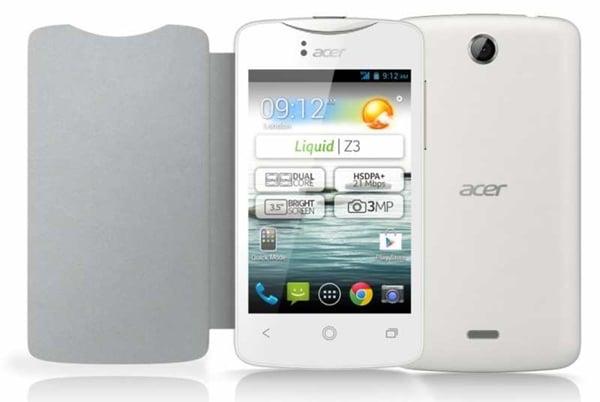 Acer Liquid s1 Flip Case