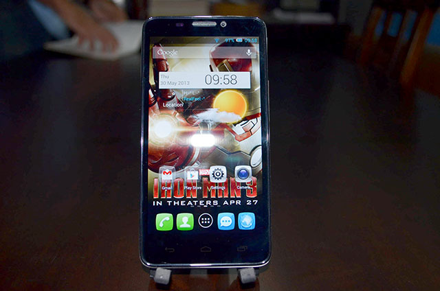 Alcatel One Touch Idol Featured