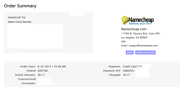 Namecheap-buy-domains-credit-card-amex
