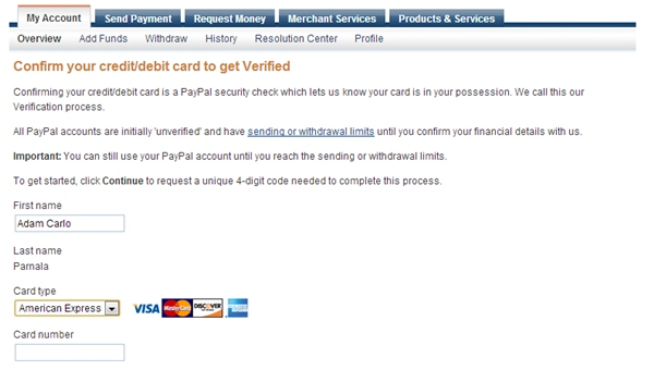Verify-PayPal-Globe-GCash-American-Express