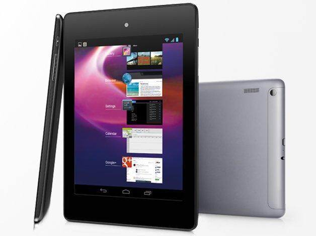 Alcatel reveals One Touch Evo 8 HD tablet