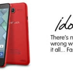 Alcatel One Touch Idol S and Idol Mini quietly appears in company website