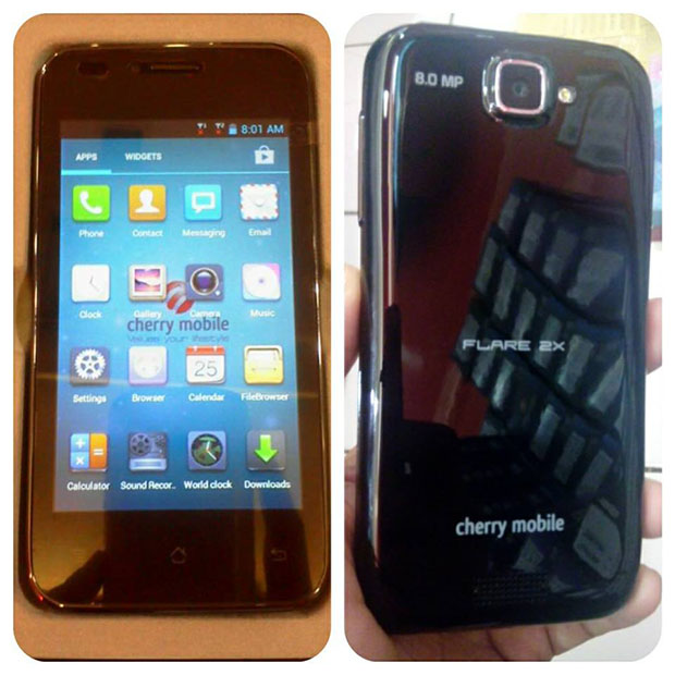 Cherry Mobile Flare 2X