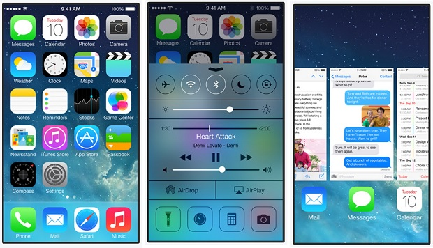 Get a taste of iOS 7 on your Android device thru Espier ...